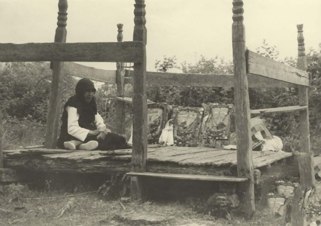 Баба Злата Даскалова - последната истинска нестинарка от село Българи
