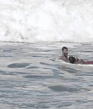 Андре Бота спаси живота на професионалния сърфист Ивън Гайзелман