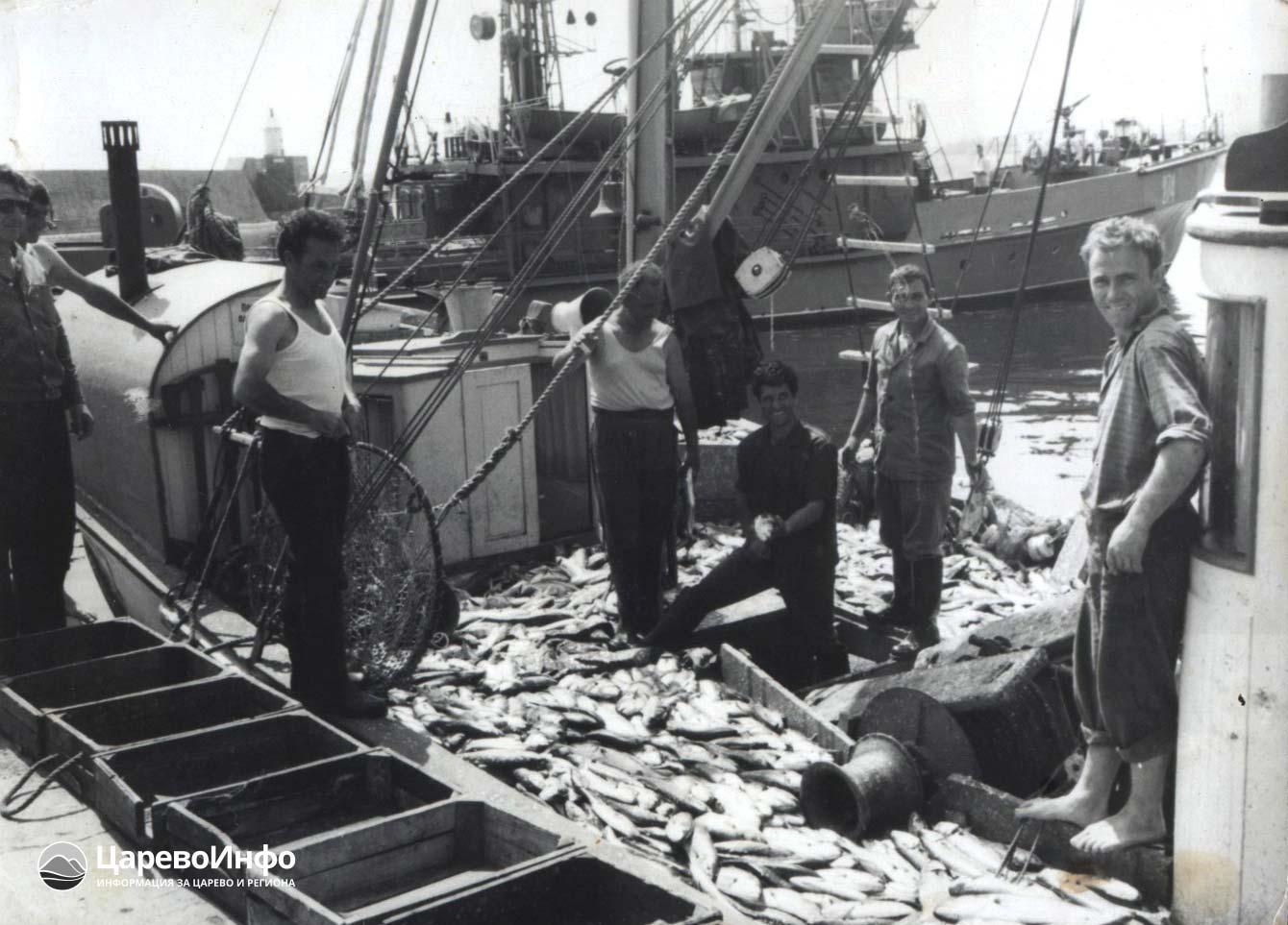 Рибарски обичаи и обредните практики