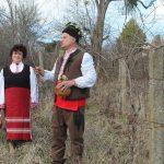 По стар български обичай в село Бродилово зарязаха лозята на Трифон Зарезан