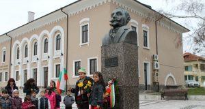 В Царево тържествено бе честван националния празник на 3-ти март