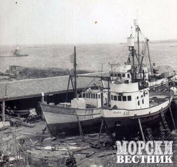 История на корабостроителницата на Странджанския горски кооперативен съюз