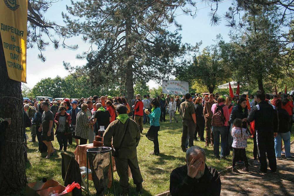 Фестивалът на зелениката събра отново рекорден брой участници