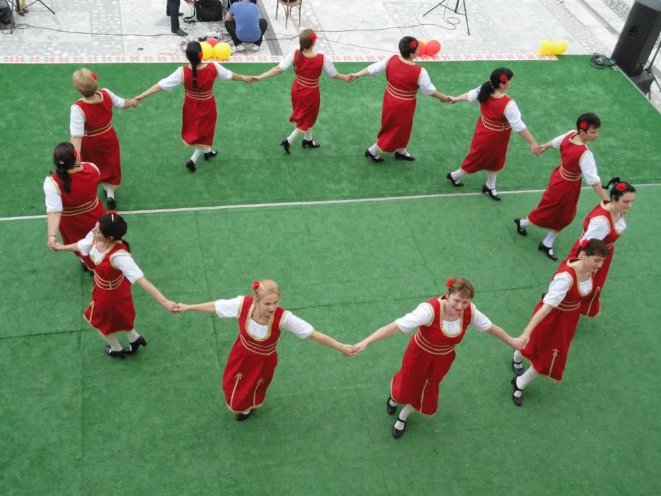 Фолклорен фестивал Хоро край морето 2016