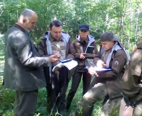 Горски специалисти проведоха обучение в Странджа