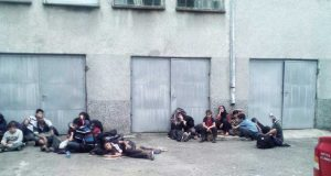 Поредна група нелегални мигранти задържани край Царево