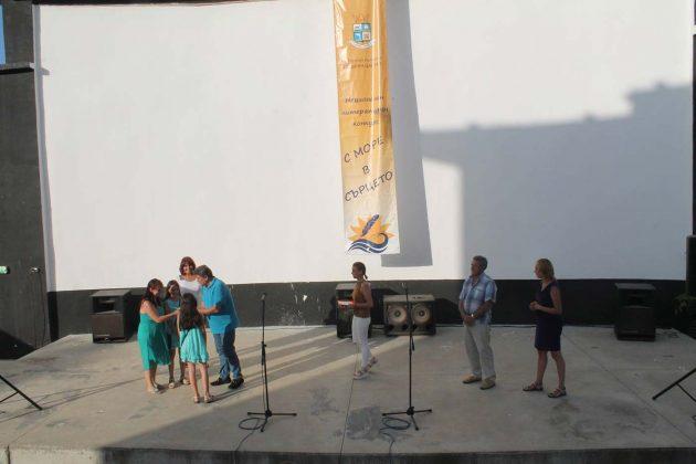 """Наградиха победителите в литературния конкурс """"С море в сърцето"""""""