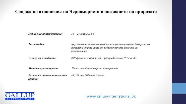 Българите масово подкрепят опазването на незастроените местности по Черноморието