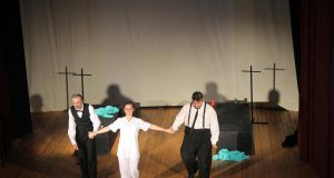 """Първата постановка от фестивала """"Арт поток"""" мина успешно на сцената в Царево"""