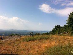 """Вело маршрут """"Изкачване на връх Голеш"""" над Царево"""