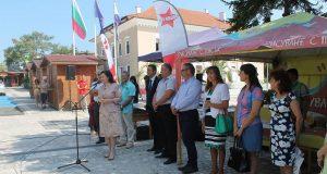 Министър Танева откри фестивала на Странджански манов мед