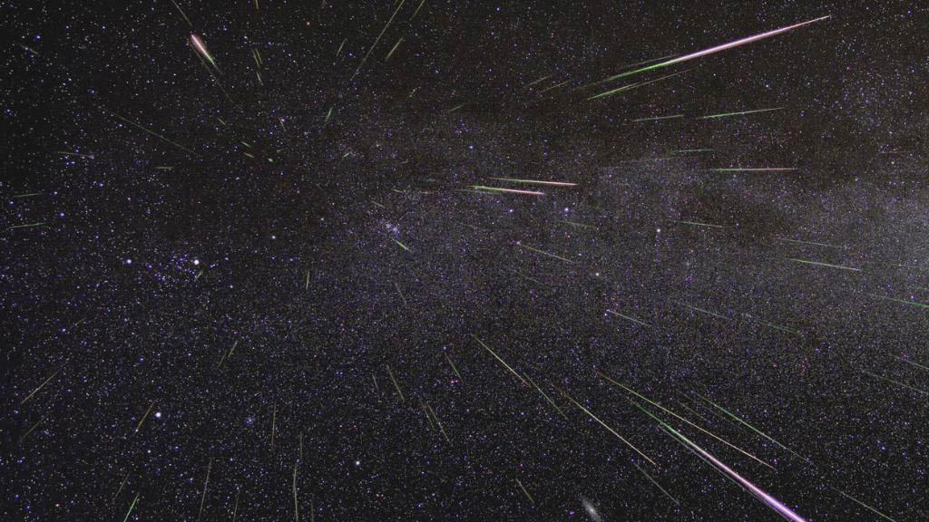 Дъжд от падащи звезди ни очаква в нощите около 12 август