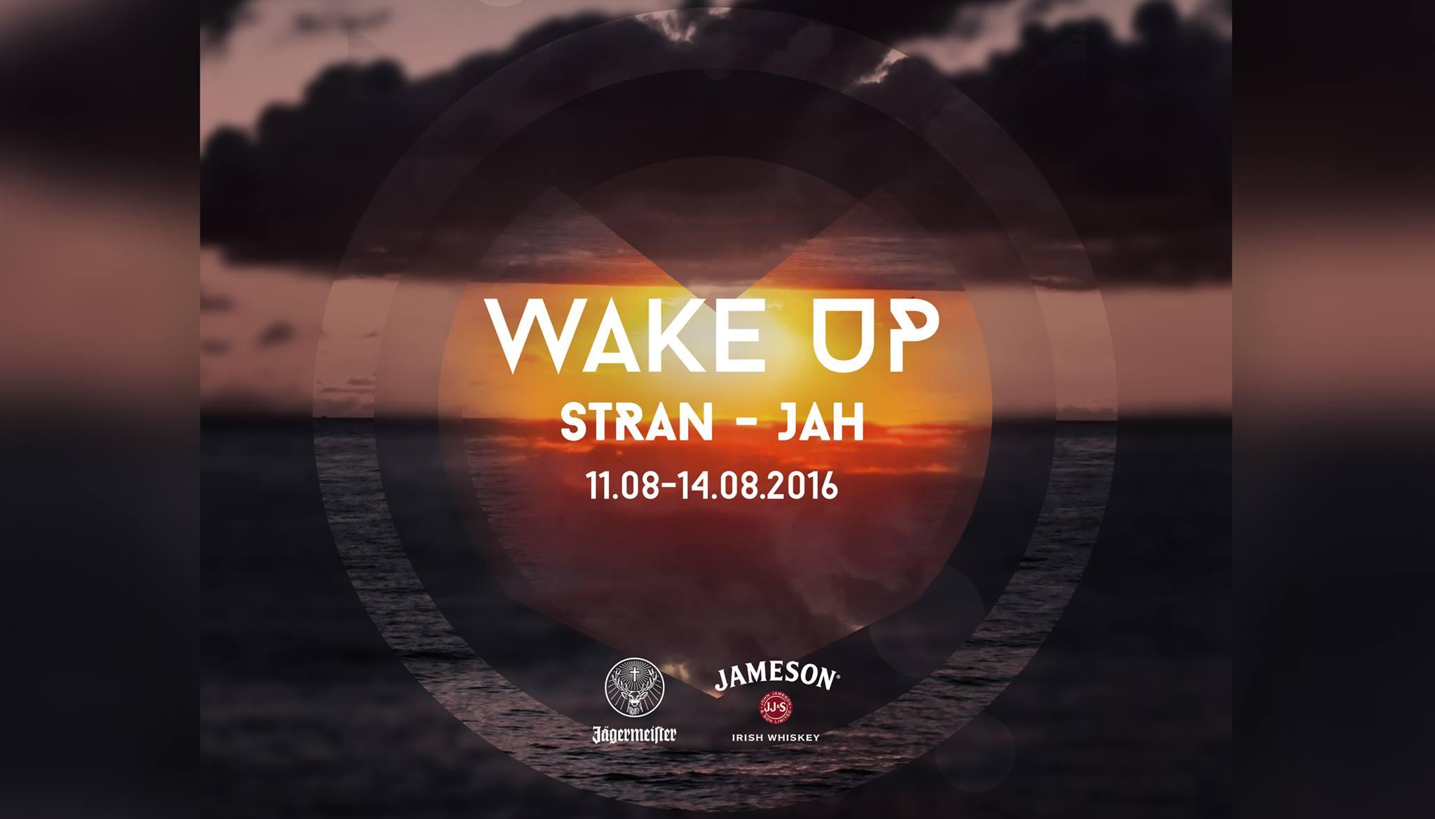 Wake Up Stran-Jah 2016 - село Варвара