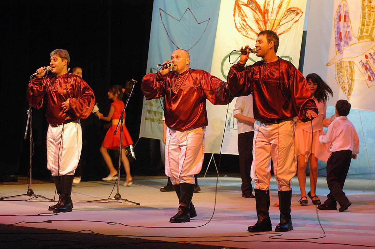 Руска вечер с група Грамофон - руска музика и песни