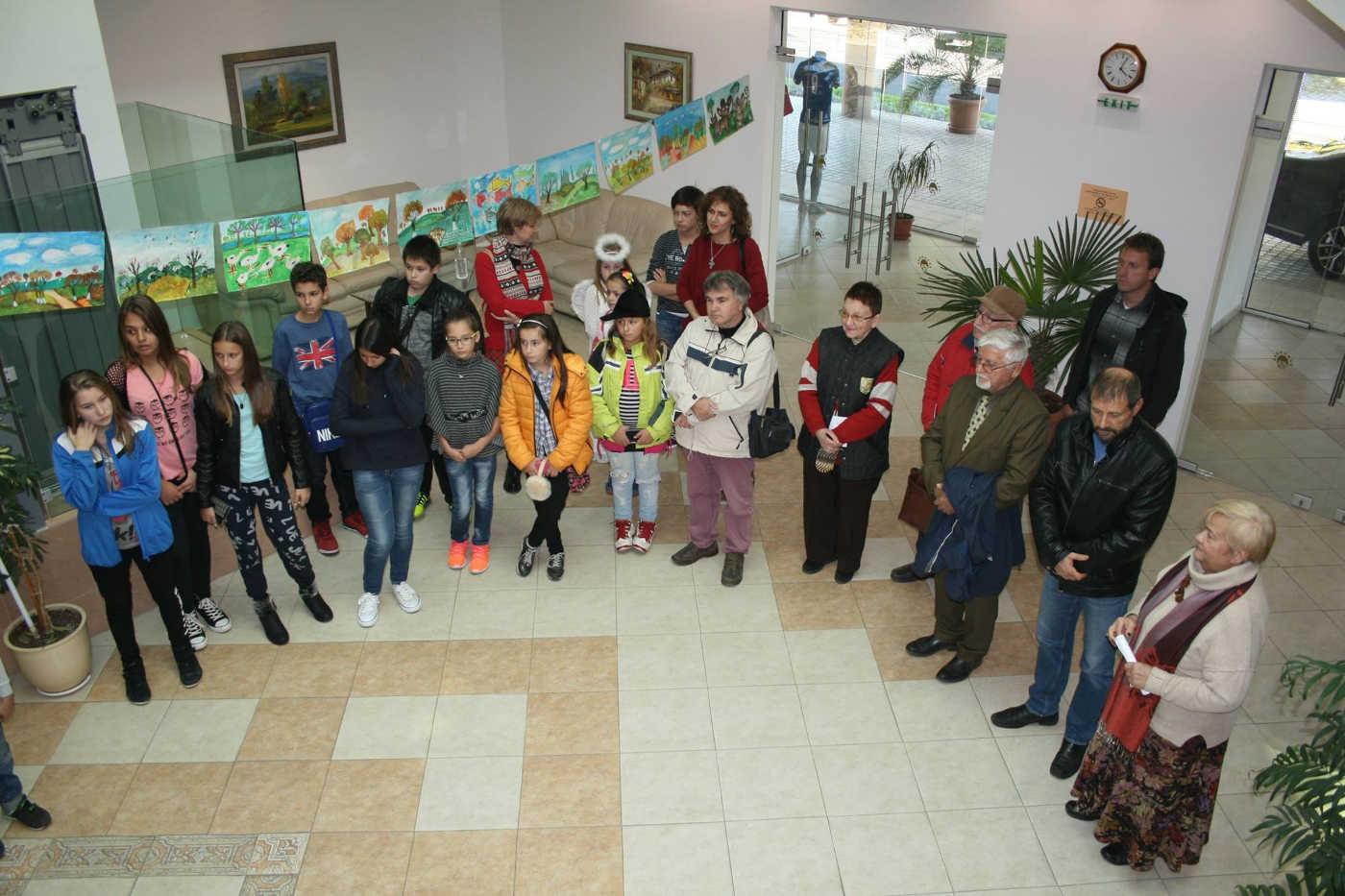 """Парк """"Странджа"""" възстанови детския пленер"""