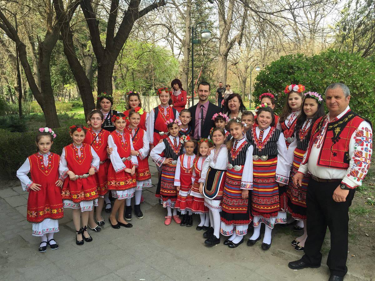 Фолклорна формация от Царево получи 7 отличия в конкурса