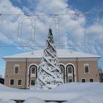 Зимно и снежно Царево - 2017