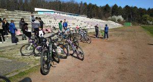 """Резултати от втория етап на вело-състезанието """"Царевка лига"""""""