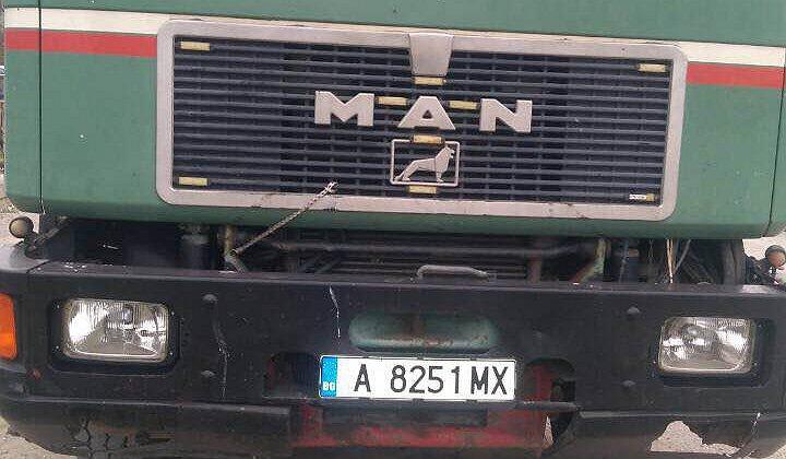 Осъдиха скоростно каналджията, возил емигранти в камион с чакъл