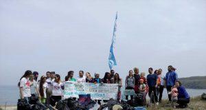 Доброволци почистиха за поредна година плаж Липите край Синеморец