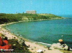 Централният плаж в Царево през годините