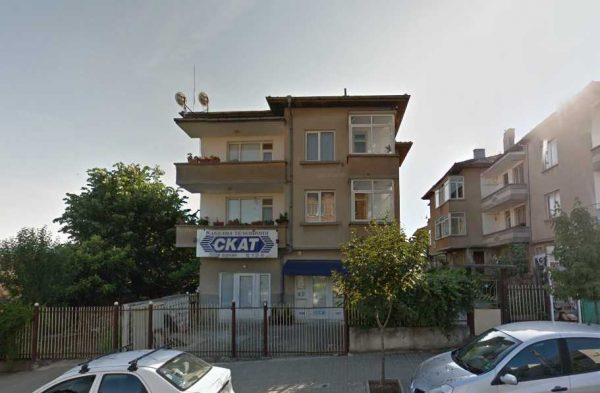 Офис на телевизия СКАТ в Царево