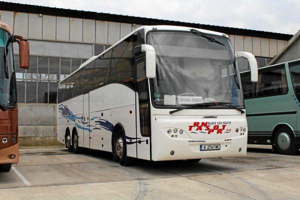 """Черно море юг транспорт"" ООД – лицензиран автобусен транспорт"
