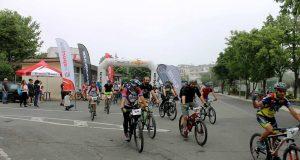 """Близо 40 колоездачи се състезаваха по """"Огнените пътеки на Странджа"""""""
