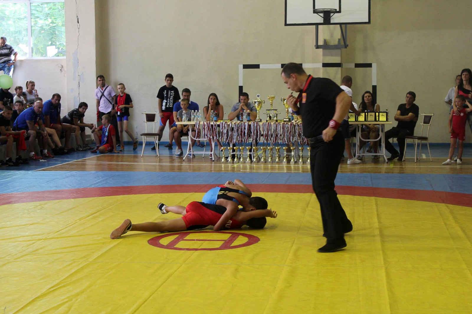 Царево със седем златни медала от IV Международен турнир по класическа борба