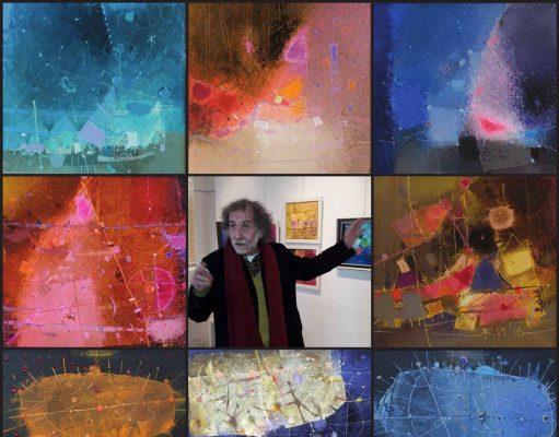 Бургаският художник Живко Иванов с първа изложба в Царево
