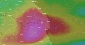 ПРЕДУПРЕЖДЕНИЕ! Очакват се обилни валежи в района на Странджа