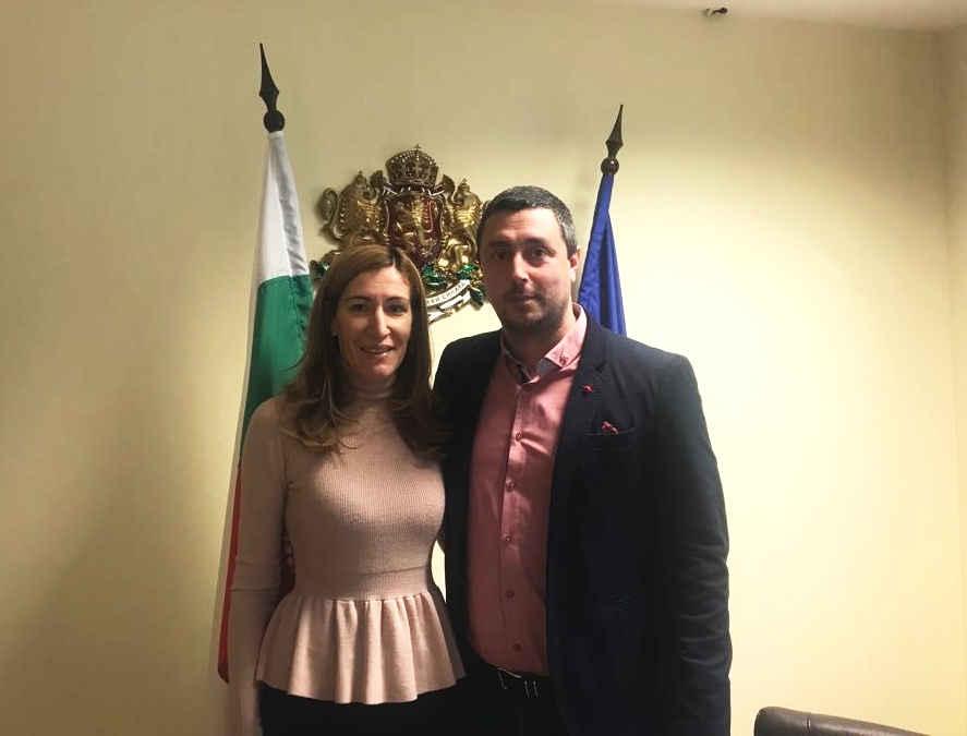 Георги Лапчев се срещна с Министъра на туризма във връзка с предстоящия летен сезон