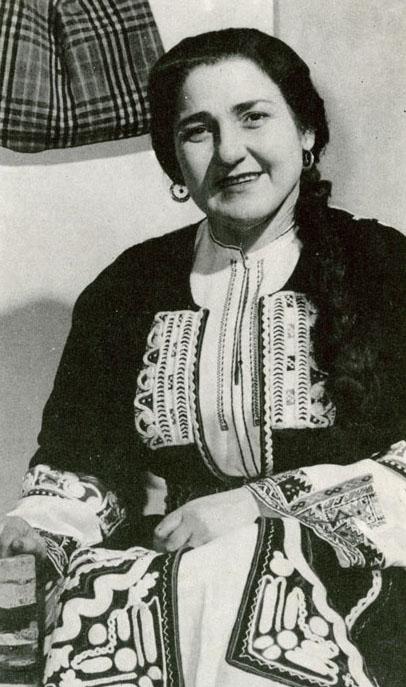 Магда Пушкарова – Чародейката на Странджа