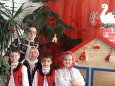 В Ахтопол посрещнаха подобаващо Баба Марта