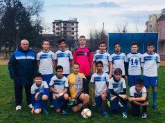 Снимка на фокус, Март 2018, Ученически футбол между Царево и Приморско завърши с резултат 7:0