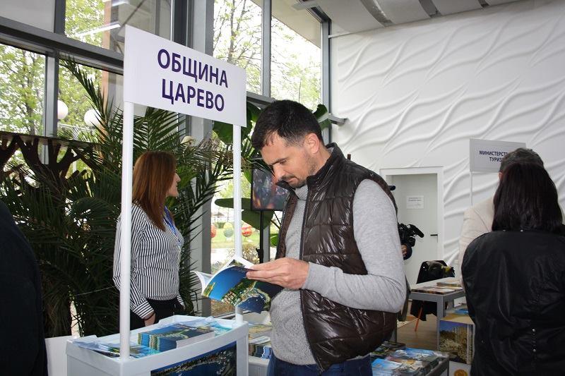 Царево показва културен календар и нови туристически обекти на изложение в Бургас