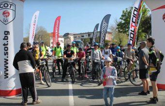 """Премина второто издание на велосъстезанието """"Предизвикай Странджа"""""""