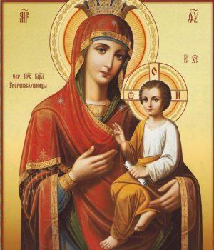 Чудодейна икона гостува в храм Св. Цар Борис в Царево