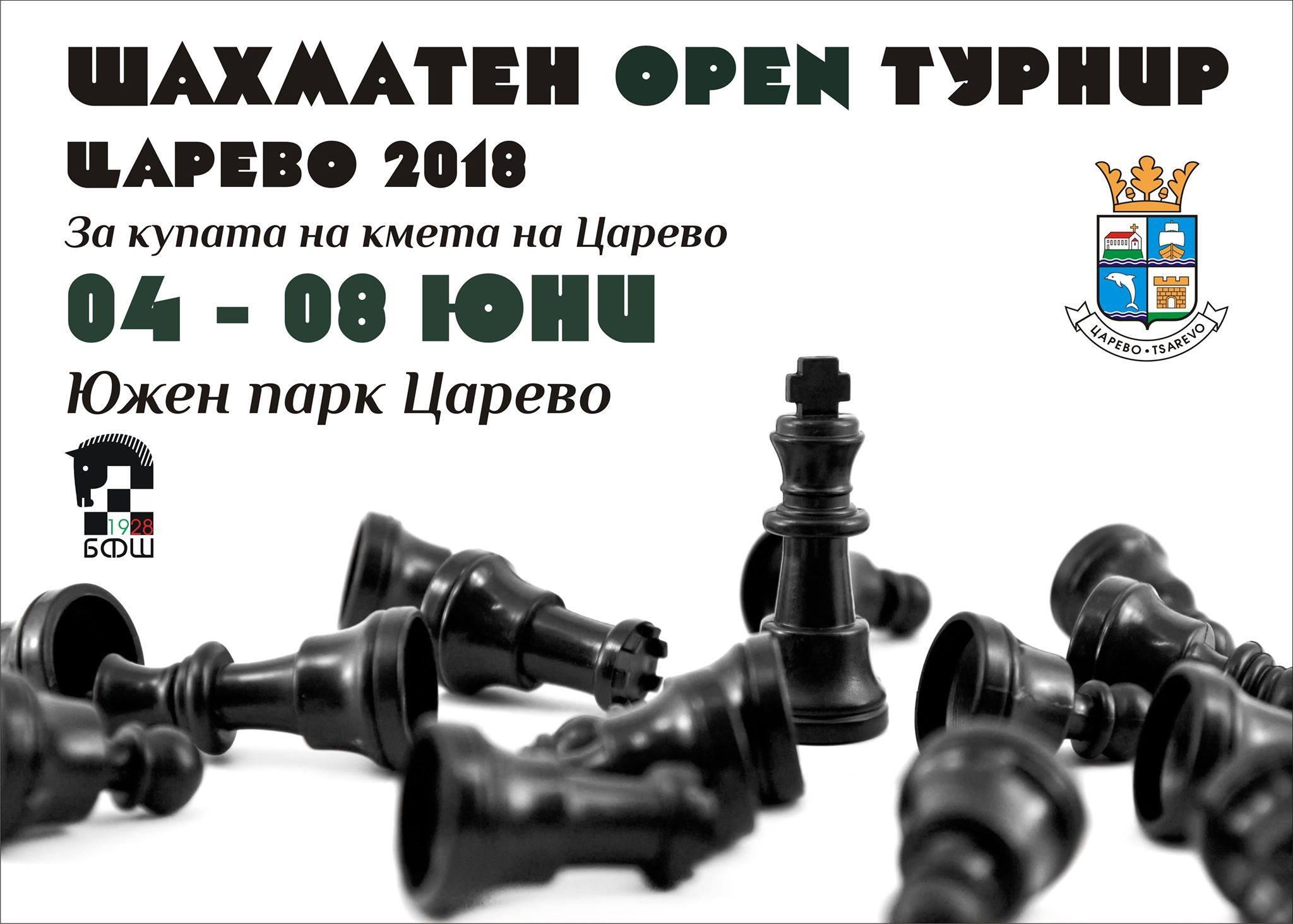 Международен отворен шахматен турнир