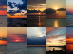 Джулайски морски изгреви от Бранимир Начев