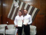 Народният певец Костадин Михайлов от Бродилово с две награди от конкурс