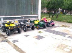 Детски развлекателен център в Царево