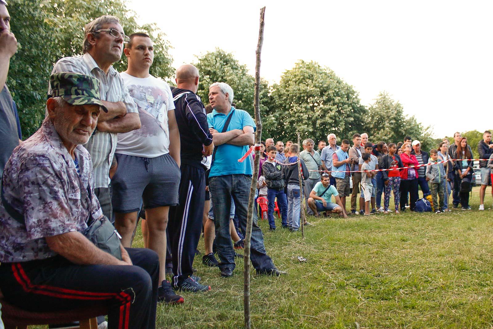 Публиката на народните борби