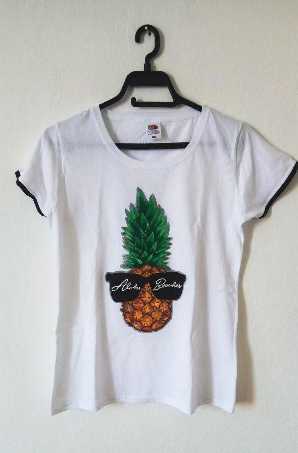 Тениска с Ананас