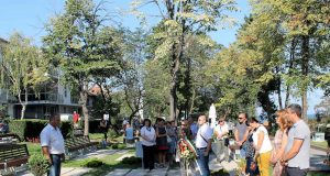 С венци и шествие беше отбелязана 115-тата годишнина от Илинденско-Преображенското въстание