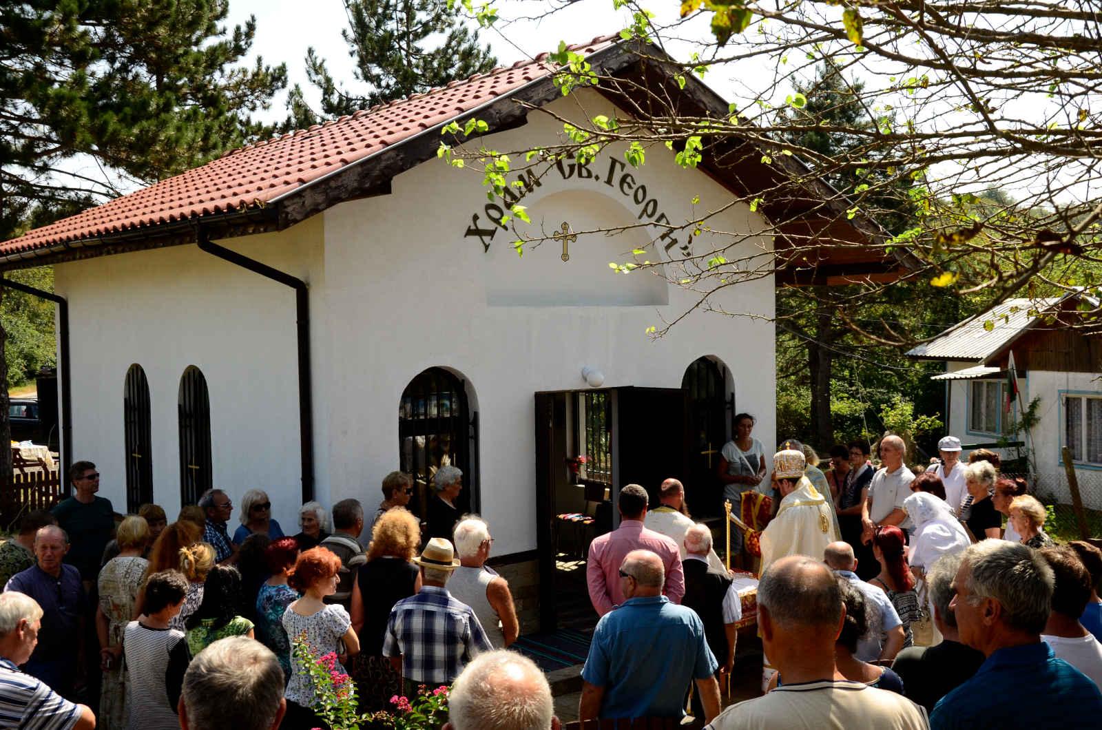 Храмът в село Кондолово беше тържествено осветен
