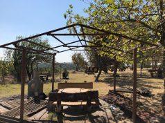 Общинари от Царево направиха първа копка на Зелен парк в Турция