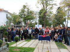 Обновеният крайбрежен парк над пристанището в Царево бе официално открит