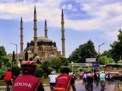 """Колоездачи от клуб """"Вело Царево"""" мерят сили с турски колеги"""