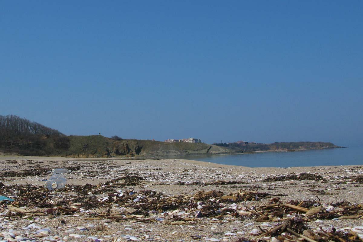 Замърсяване в Черно море